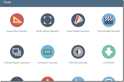 便利ツール。Web製作の時短に使えるCSSジェネレーター「Coveloping」