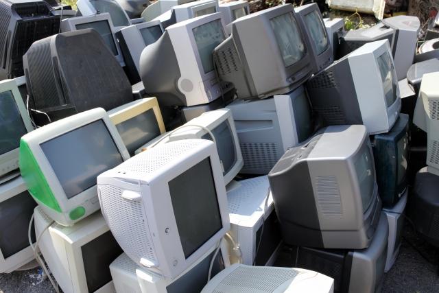 壊れたパソコン 古いパソコンの無料回収